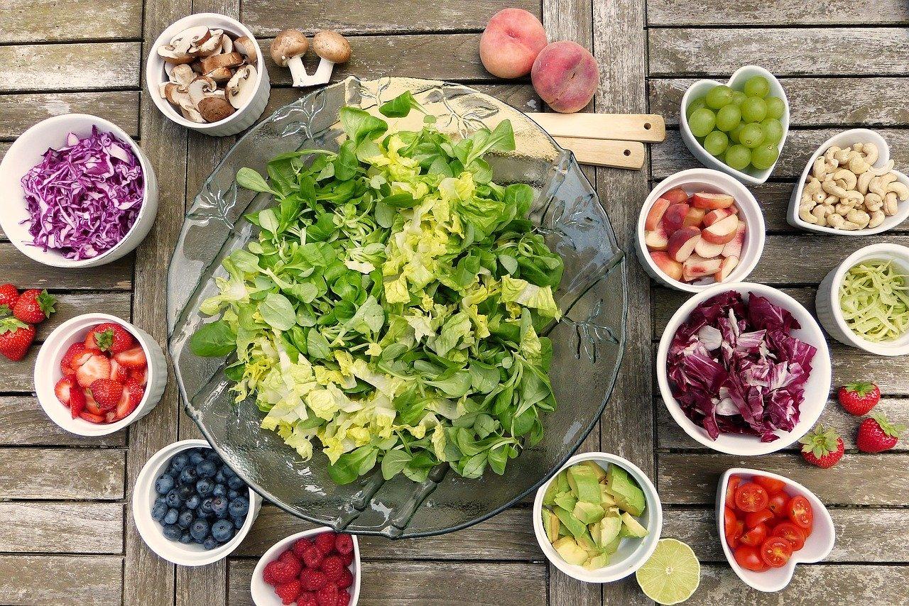 Bomba witaminowa z warzyw i owoców.