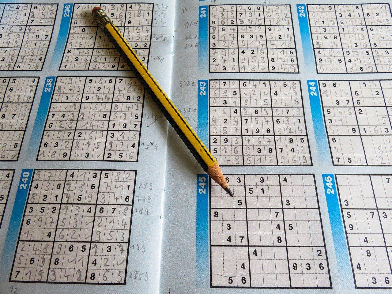 W jaki sposób najlepiej rozwiązywać sudoku
